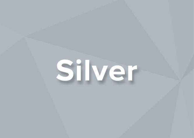 Silver Coverage Graphic