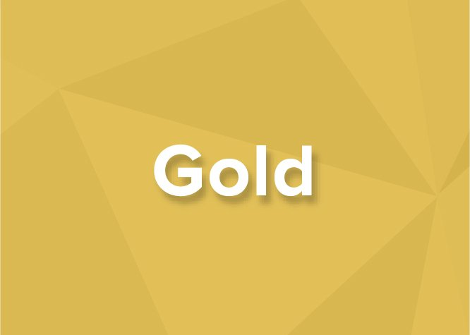 Gold Coverage Graphic