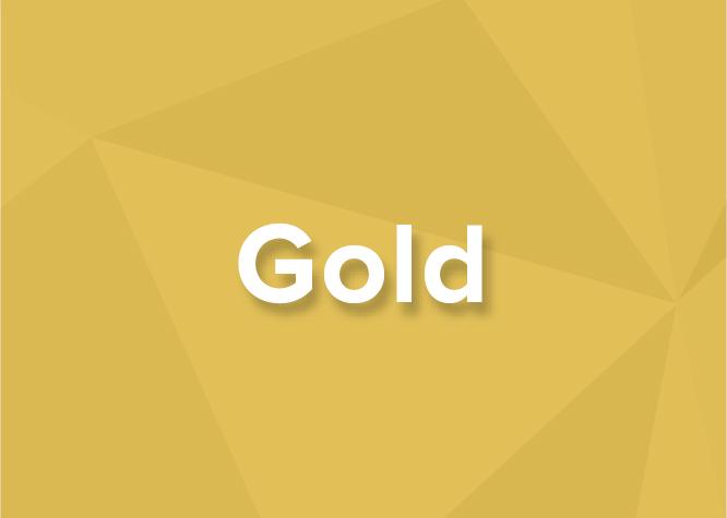 Gold Coverage Graphic