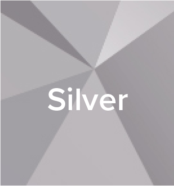 Silver Coverage Graphic